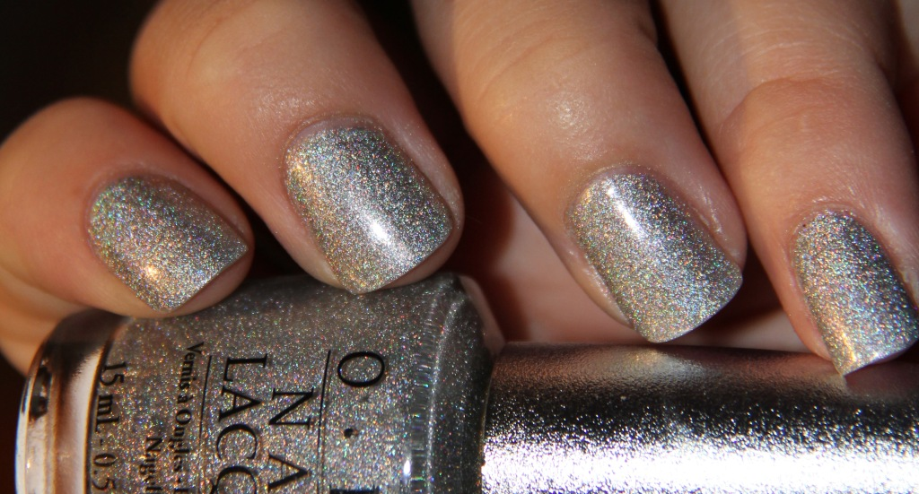 OPI Designer Series Coronation