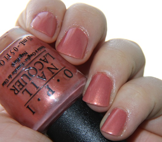 OPI Hands off My Kielbasa!